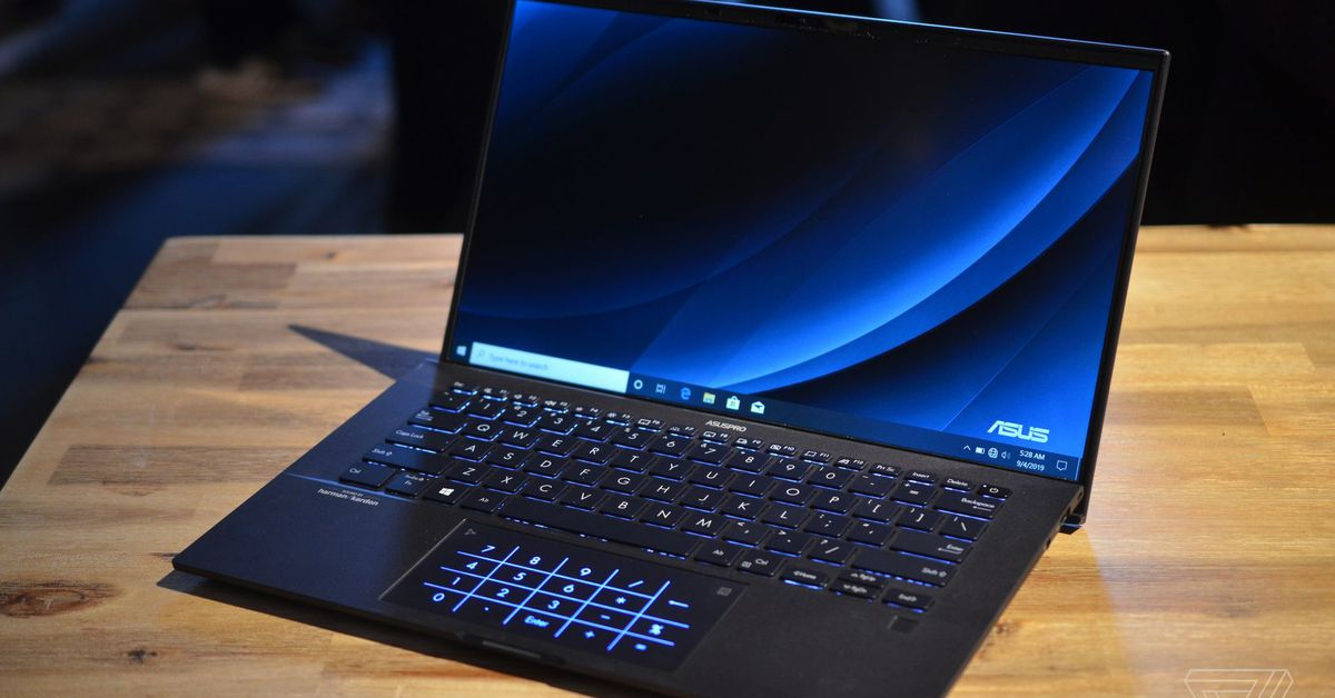 """Asus beats Acer to the """"world's lightest 14-inch laptop"""" crown"""