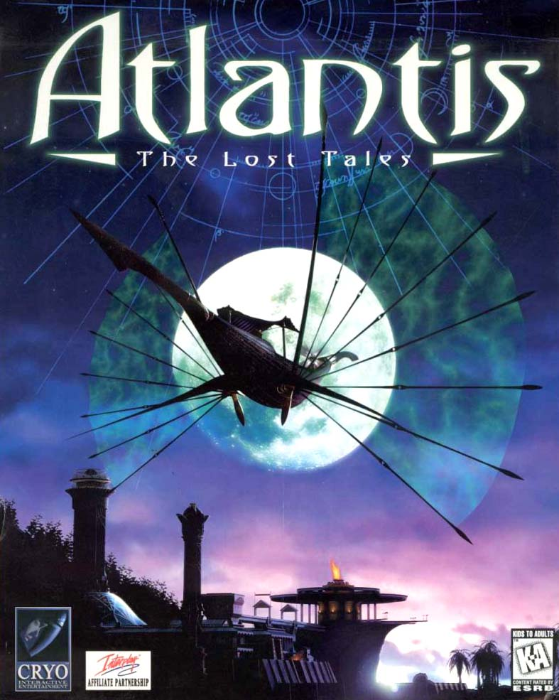 Atlantis: The Lost Tales Free PC game download Full version