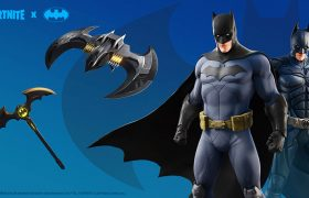 Batman Anniversary Event is live in Fortnite