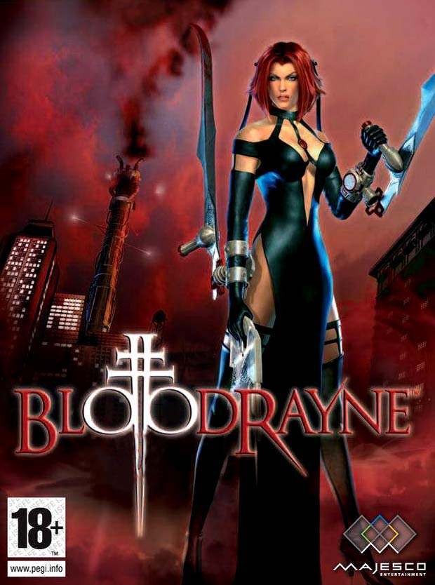 Free download of the game for PC BloodRayne 1 online