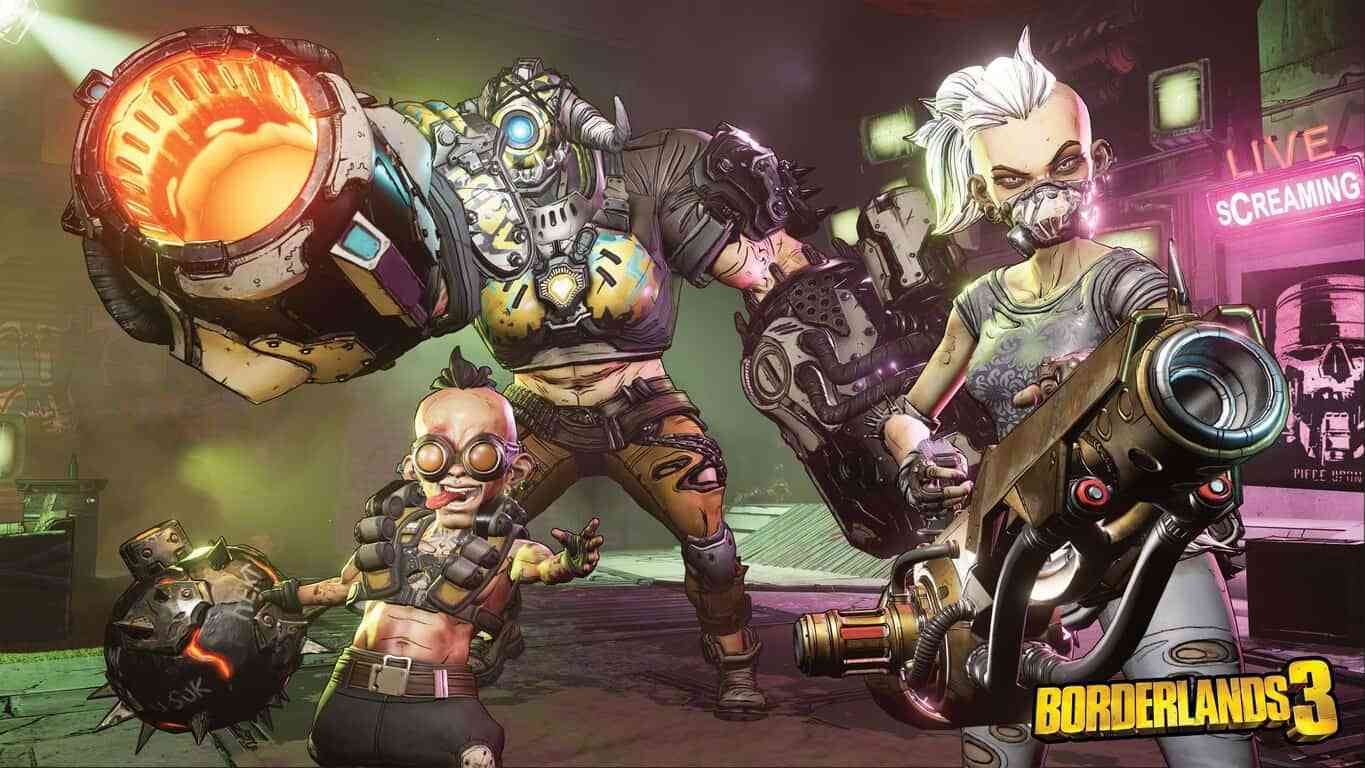 Borderlands 3 sells 5 million copies in its first 5 days