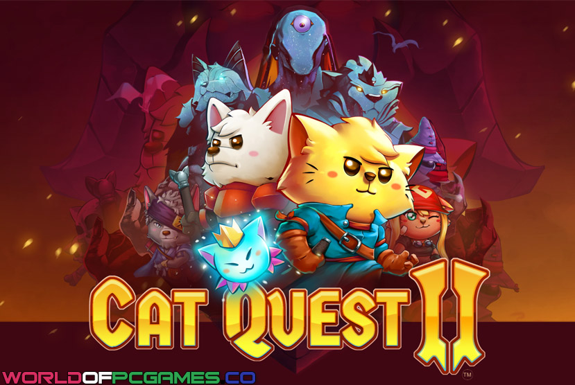 Cat Quest II Free Download by Worldofpcgames