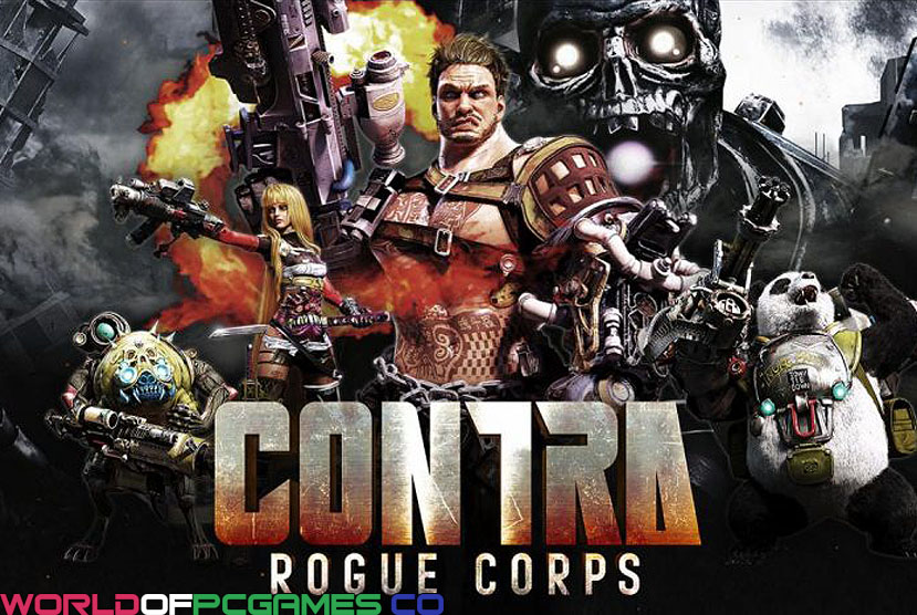 Contra Rogue Corps Free Download of Worldofpcgames