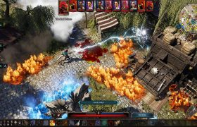 Divinity: Original Sin 2 will support cross-saves on Steam and Switch