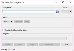 download the win32 iso portable disk imager