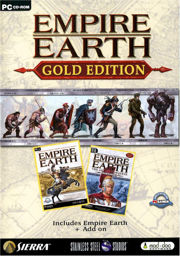 Empire Earth 2 Gold Edition Download the full free game for PC-GOG