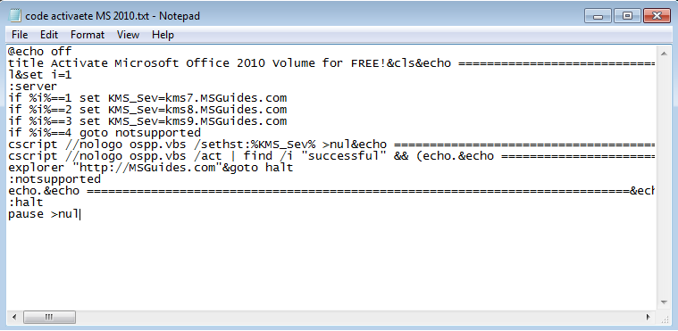 code-to-active-microsoft -office-2010