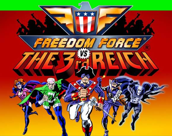 Freedom Force vs. the 3rd Reich Download the free full game for PC- GOG