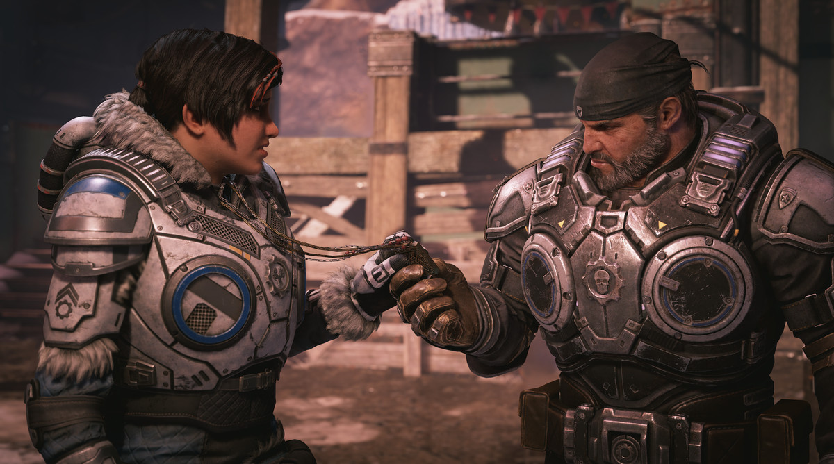 Gears 5 is a spectacular return to form