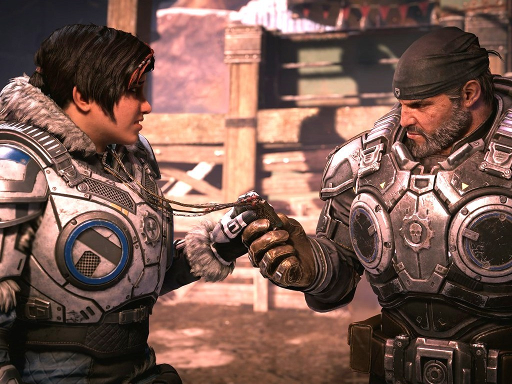 Gears 5 is now playable on Xbox and Windows for Ultimate Edition owners and Xbox Game Pass Ultimate users