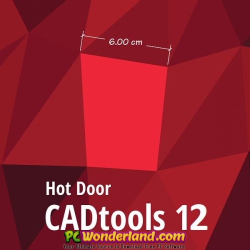 Hot Door CADtools 12.0 for Adobe Illustrator Free Download - PC Wonderland