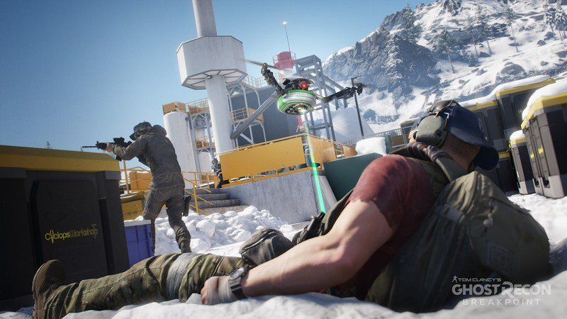 How to get in on the Ghost Recon Breakpoint open beta