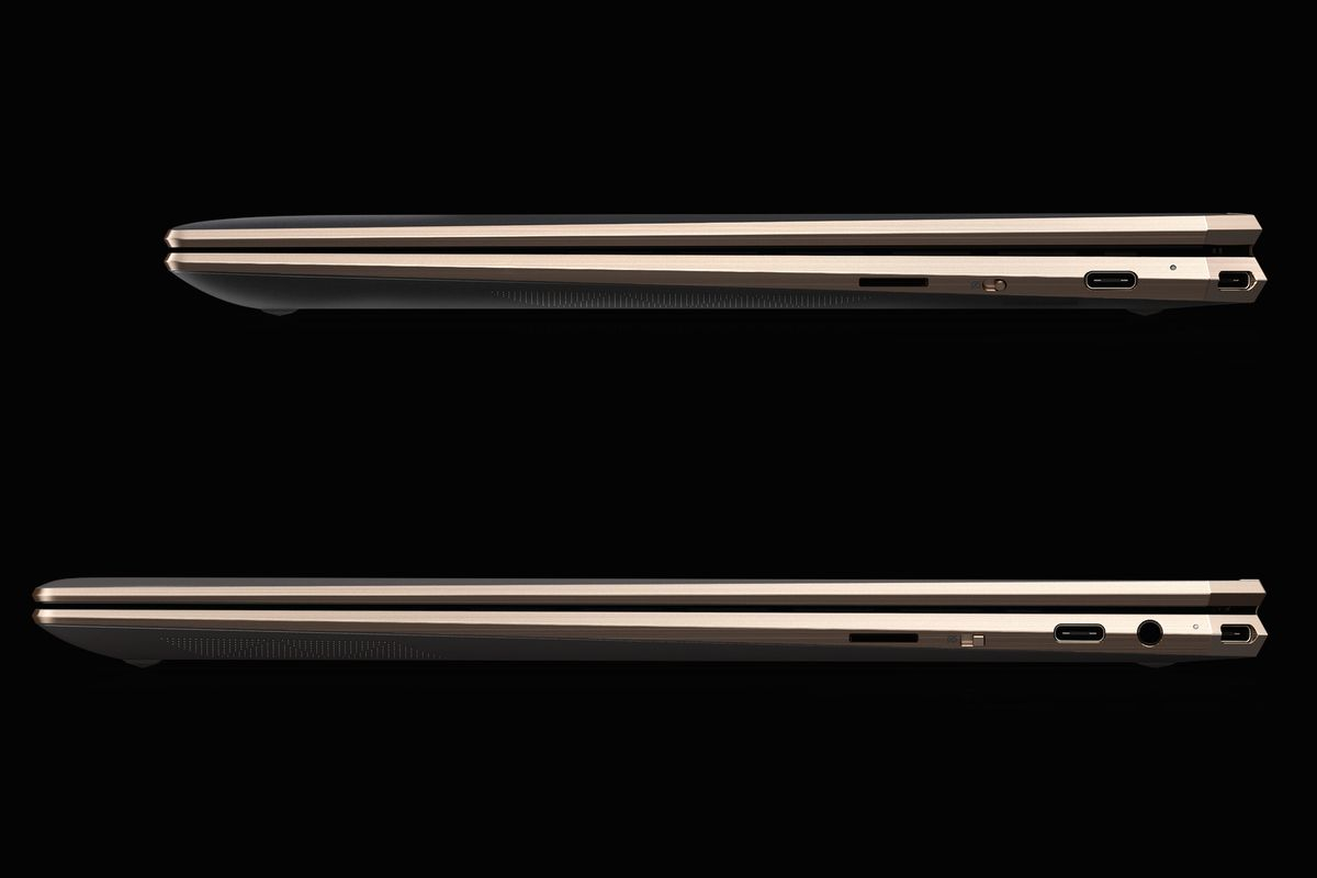 HP's Spectre x360 13 seems like an improvement in almost every way