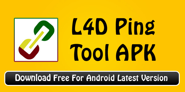 L4D Ping Tool APK Download Free For Android Latest Version