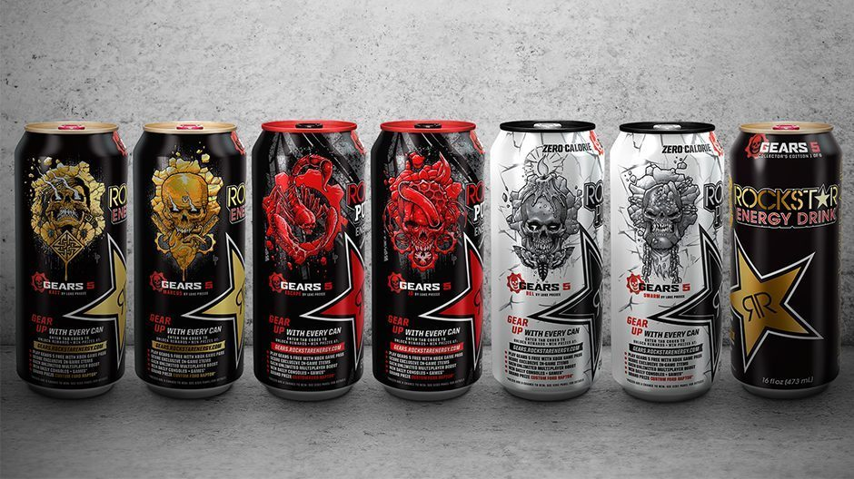 Microsoft and RockStar Energy join for