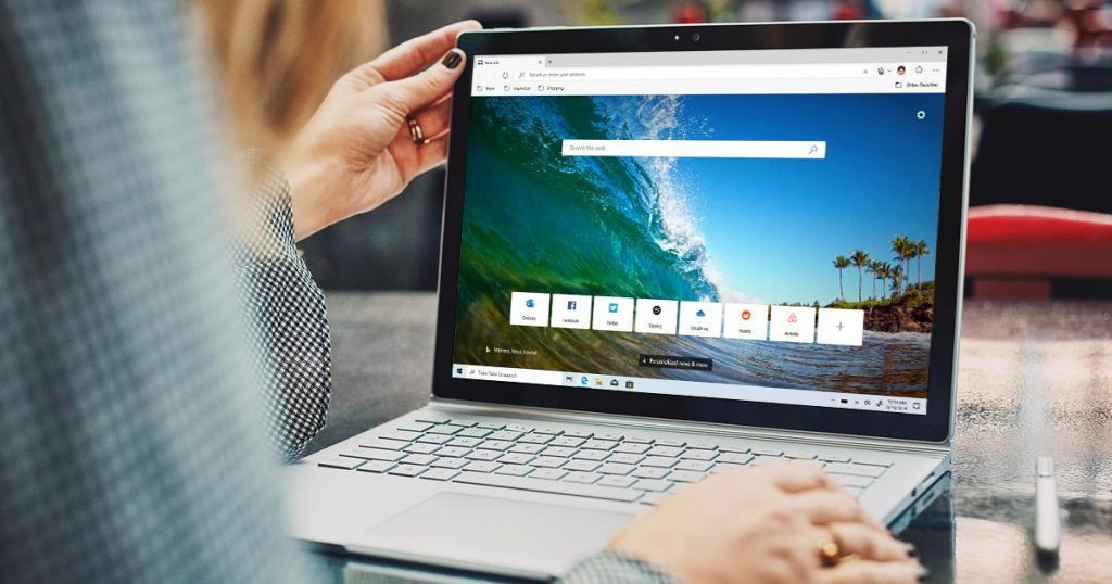 Microsoft Edge Dev channel updated with new ability to reorganize Collections with keyboard