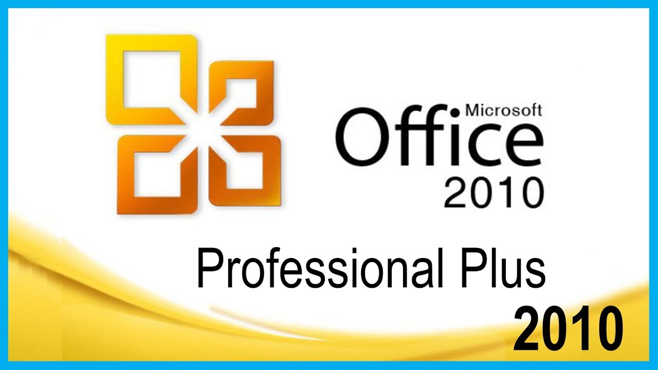 Free download of Microsoft Office 2010 and active