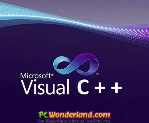 Microsoft Visual C++ 2019 Redistributable Free Download - PC Wonderland