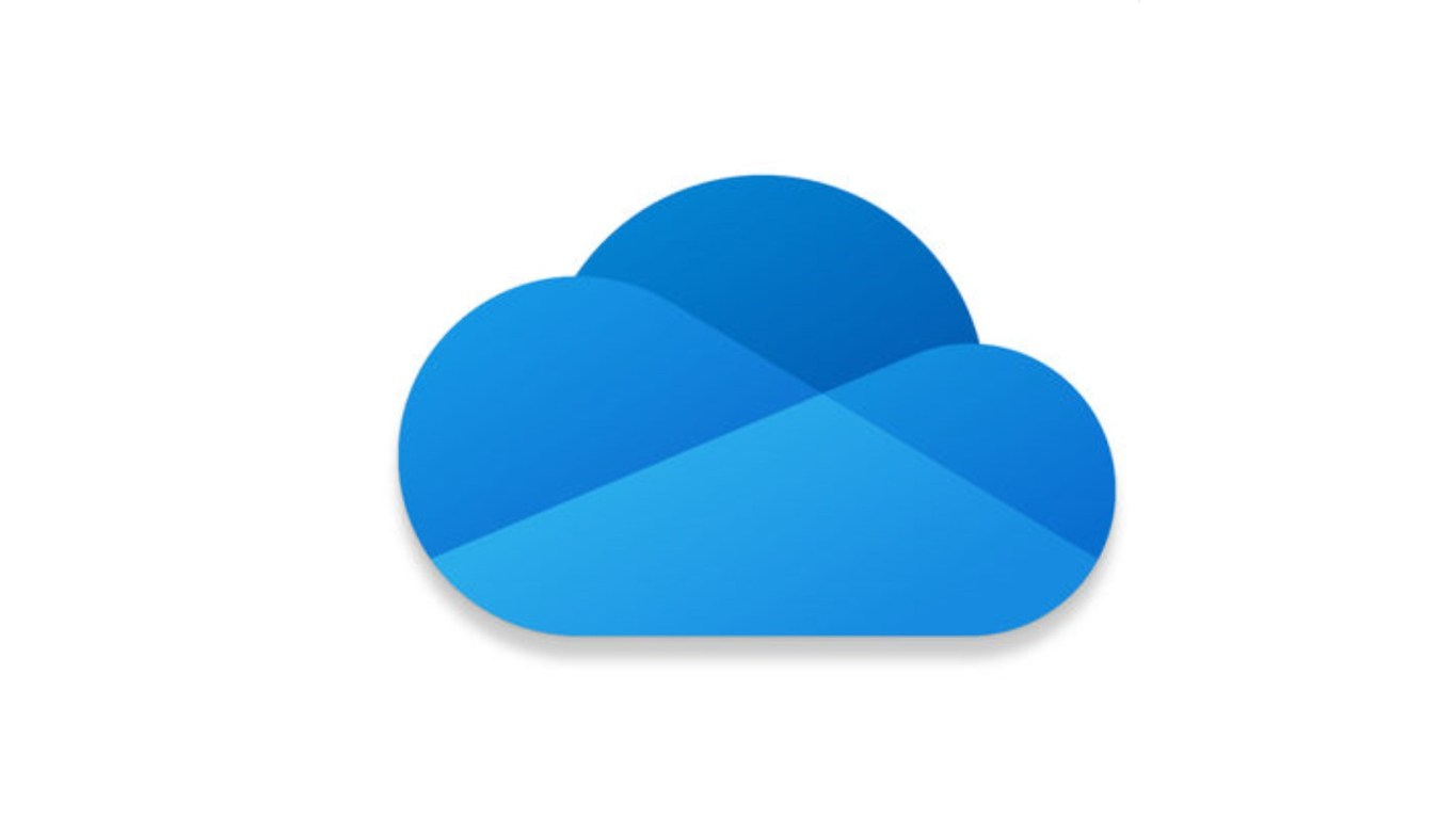 Microsoft OneDrive application icon.