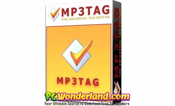 Mp3tag 2.98a Free Download - PC Wonderland