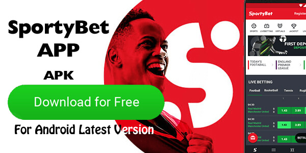 SportyBet APP APK Download For Android Latest Version