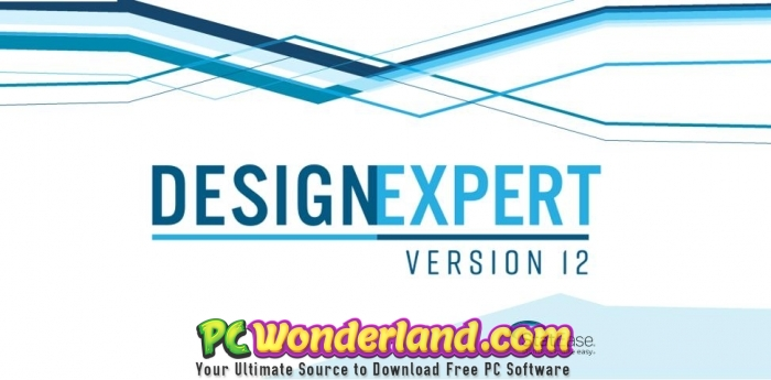 Stat Ease Design Expert 12 Free Download - PC Wonderland