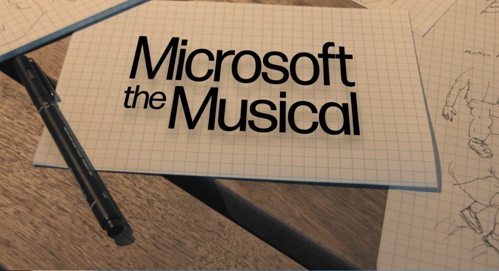 Microsoft's new and strange music video makes fun of Windows Phone, Vista, Surface and more