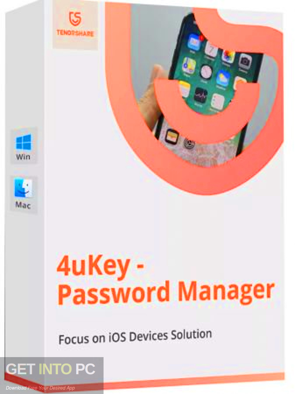 Tenorshare 4uKey Password Manager Free download-GetintoPC.com