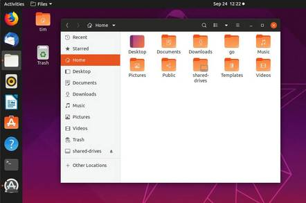 Linux startup folders: ready for a review?