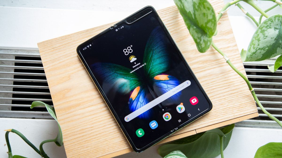 The refined Samsung Galaxy Fold is officially available in the US