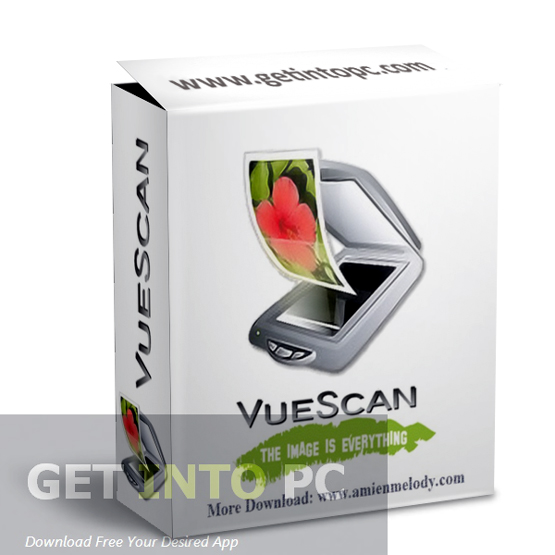 Free download of VueScan Pro