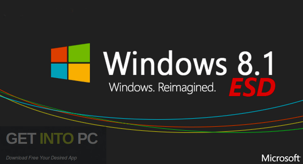 Windows 8.1 x64 Enterprise updated in August 2019 Free download-GetintoPC.com