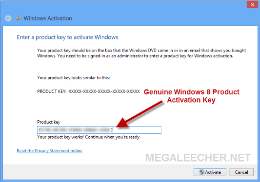 Windows 8 Product Keys 2019 for Free [100% Working]
