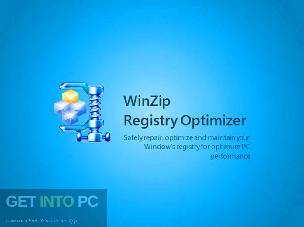 WinZip Registry Optimizer Free download-GetintoPC.com