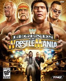 WWE Legends of Wrestlemania Free download of the PC game