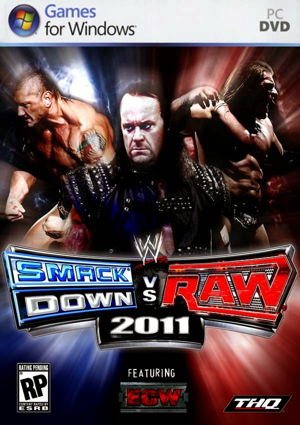WWE Smackdown vs Raw 2011 for PC Free game download Full version