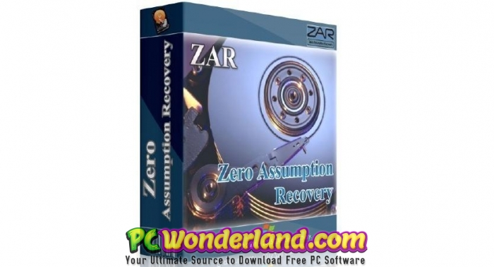 Zero Assumption Recovery 10.0 Build 1598 Technician Free Download - PC Wonderland