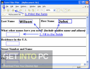 Direct link form of the pilot download office-GetintoPC.com
