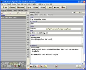 Music Library Organizer Pro Direct link Download-GetintoPC.com