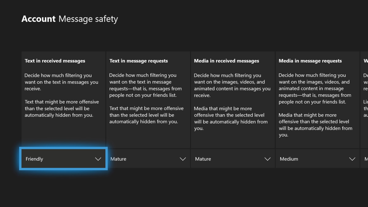 1571117917 546 microsoft unveils xbox content filters to stop the swears and