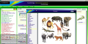 Cambridge Advanced Learner & # 39; s Dictionary Fourth edition 2013 Offline Installer Download-Getin toPC.com