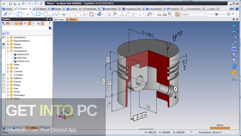 Missler Software TopSolid 2018 Download the latest version-GetintoPC.com