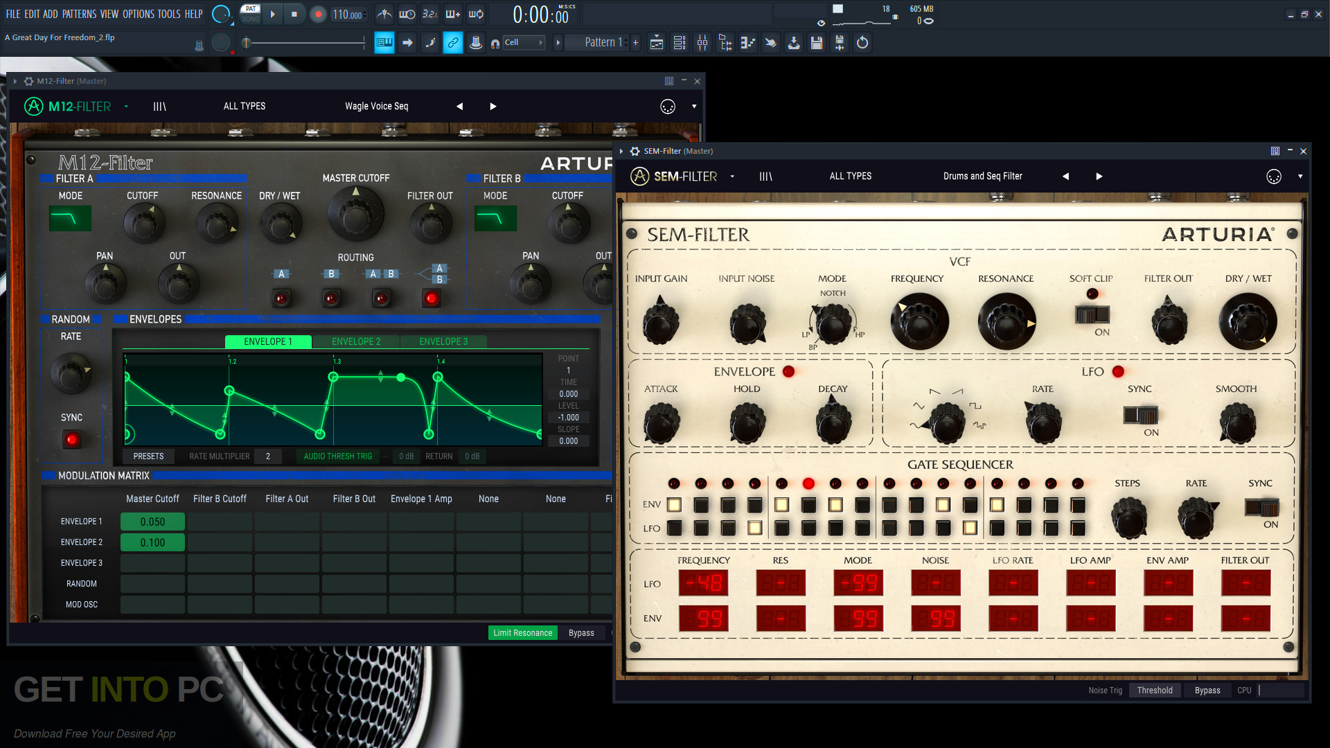 Arturia - 3 VST preamps and filters Direct link download-GetintoPC.com
