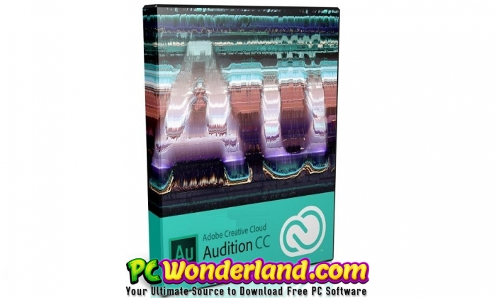 Adobe Audition CC 2019 12.1.5.3 Free Download - PC Wonderland