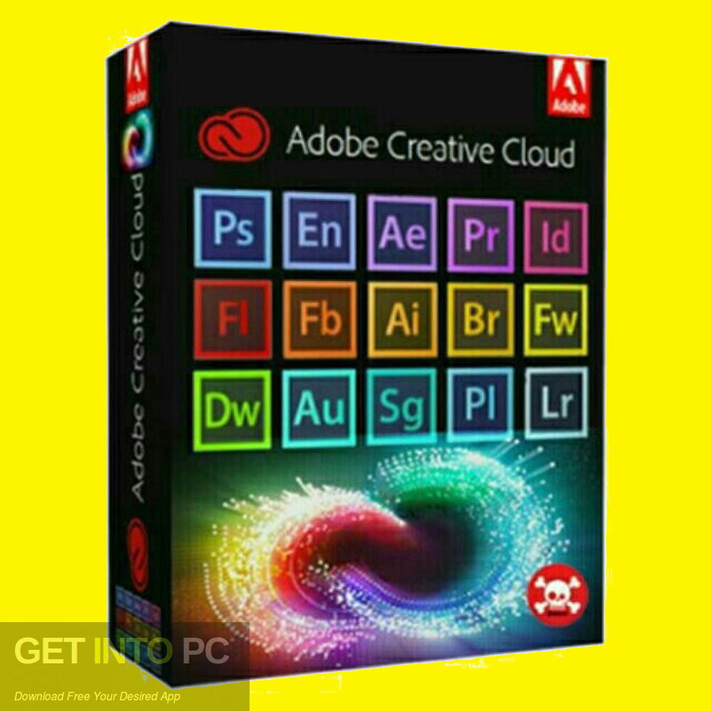 Adobe Master Collection CC 2019 Free Download