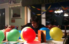 Apparently, I attended a Windows 7 party 10 years ago