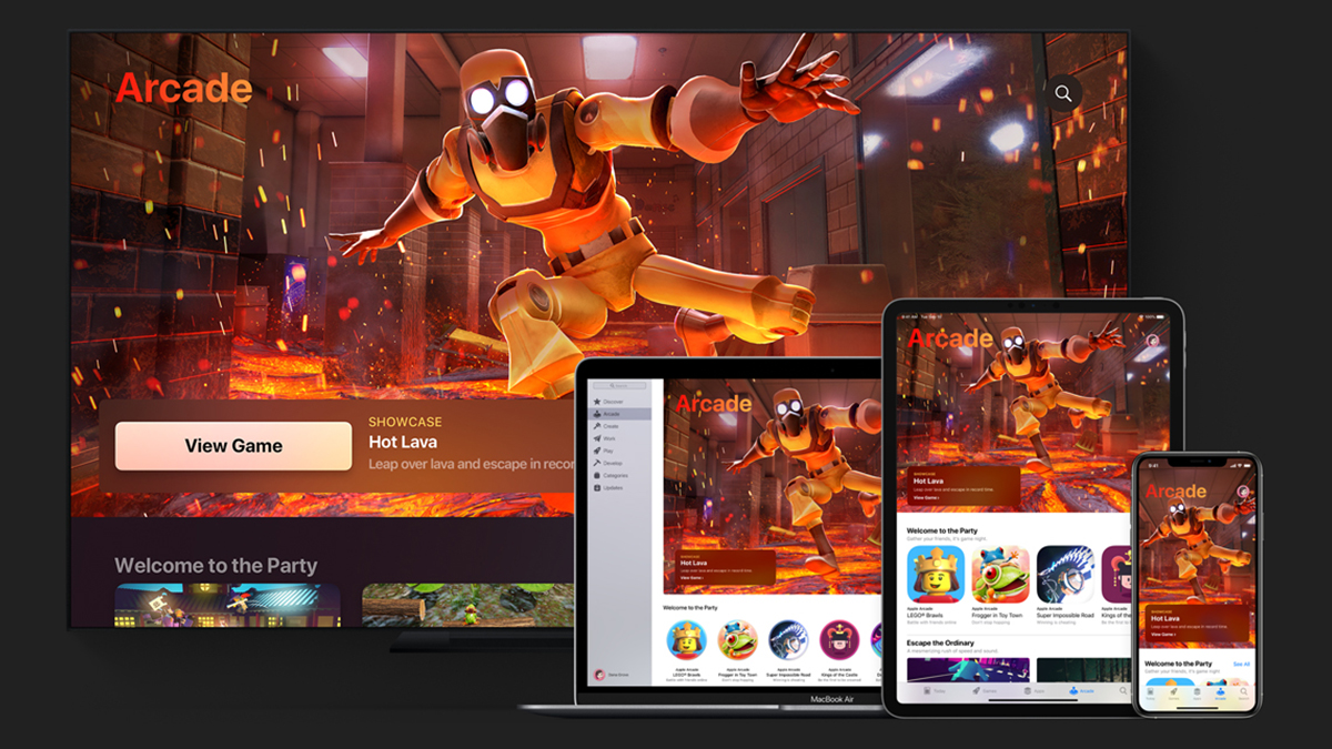 Apple Arcade goes live for macOS Catalina beta users