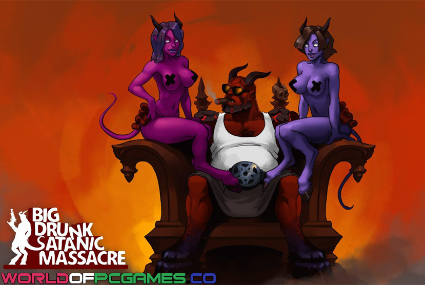 BDSM Big Drunk Satan Slaughter free download by Worldopcgames