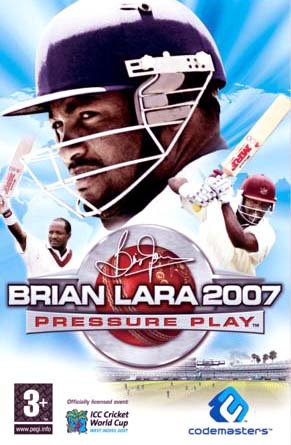 Brian Lara International Cricket 2007 Full version Download the PC game for free