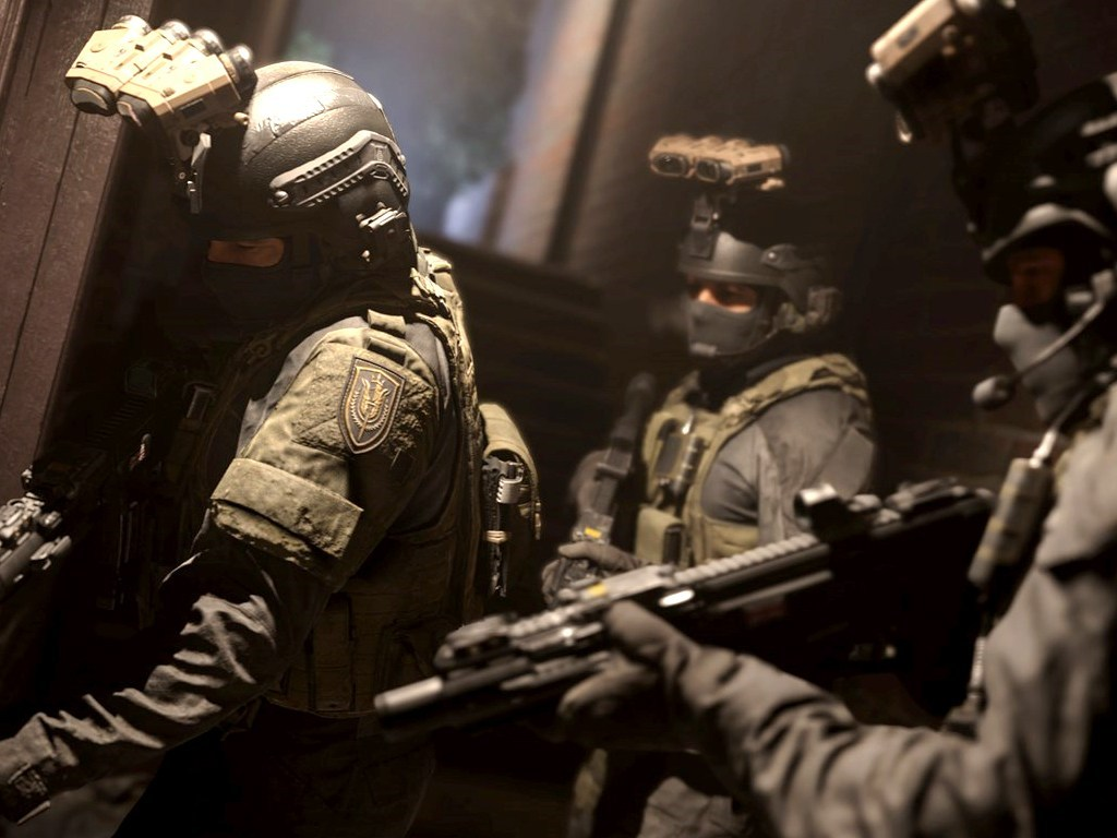 Call Of Duty: Modern Warfare video game launches on Xbox One, Streamed on Mixer by Shroud